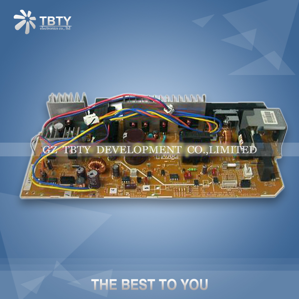 Printer Power Supply Board For HP 2605 2605DN HP2605 HP2605DN RM1-1977 RM1-7892 Power Board Panel On Sale printer power supply board for samsung scx 7420 scx4720 4720 power board free shipping on sale