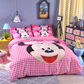 UNIKIDS Cute cartoon duvet cover set  bedding set for Kids boy or girls Twin size  02