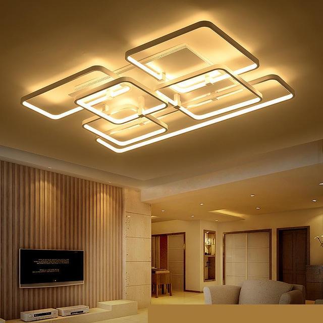 100v 220v Led Ceiling Light Plafonnier Led Moderne Modern Ceiling Light Plafondlamp Beleuchtungs Bedroom Light Beleuchtungs.jpg 640x640 5 Beau Plafonnier Led Moderne Lok9