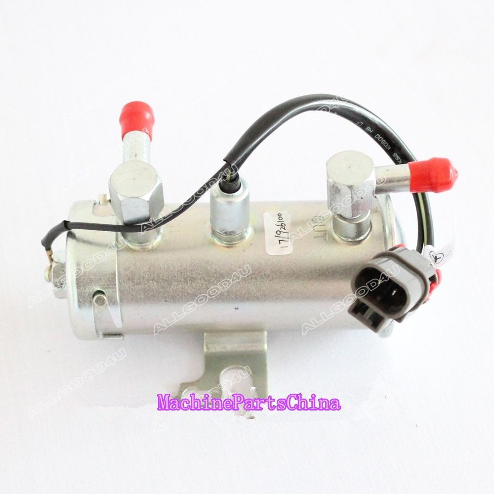 Electric Fuel Pump 8980093971 For ZAX240 EX240 EX330-3 4HK1 6HK1 24V DC auto spare parts electric fuel pump for mazda mitsumishi e8119 23220 79015 0580464074 hfp501