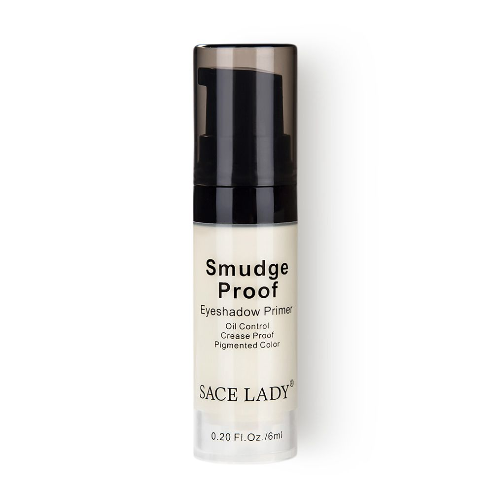 SACE LADY Brighten Eyeshadow Primer Professional Long Lasting Makeup Natural Eye Cream Finish Liquid EyeShadow Primer Cosmetic in Concealer Base from Beauty Health