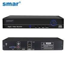 Smar סופר HD 25CH 5MP CCTV NVR H.265/H.264 32 ערוץ 1080P 8CH 4K רשת וידאו מקליט עם 1CH אודיו ONVIF XMEYE P2P משלוח