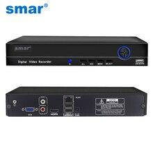 Smar Super HD 25CH 5MP CCTV NVR H.265/H.264 32 canaux 1080P 8CH 4K enregistreur vidéo réseau avec 1CH Audio ONVIF XMEYE P2P gratuit