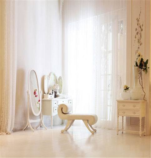 10x10FT Sunshine Window Dressing Table Room Bench Mirror Curtain Pot Custom  Photo Backgrounds Studio Backdrops Prints