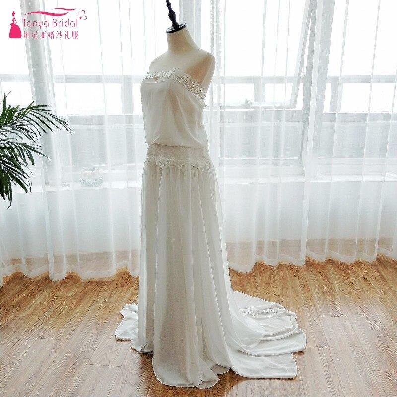 c35bc9f6488ca1 Vintage Kleider 1920 s Strand Hochzeit Kleid Günstige Dropped Taille ...