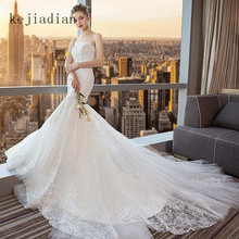 kejiadian Robe de mariage Wedding Dresses court train