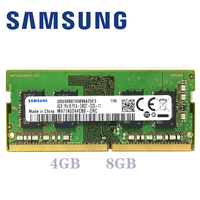Samsung Laptop ddr4 ram 8gb 4GB 16GB PC4 2133MHz or 2400MHz 2666Mhz 2400T or 2133P 2666v DIMM notebook Memory 4g 8g 16g ddr4