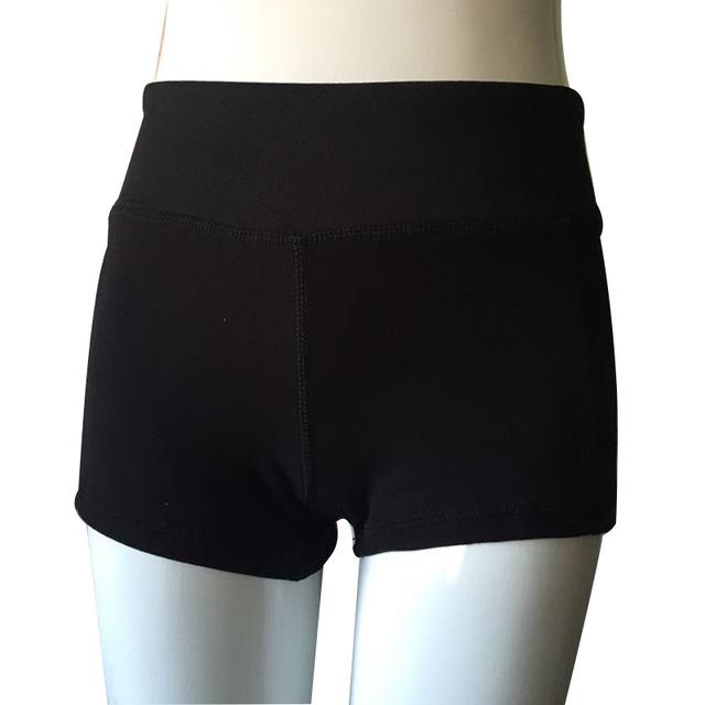Mulheres quentes Calças Curtas Estilo Praia Calções Esportivos Verão 2016 para Treino de Fitness Casual 12 Cores Mini Curto