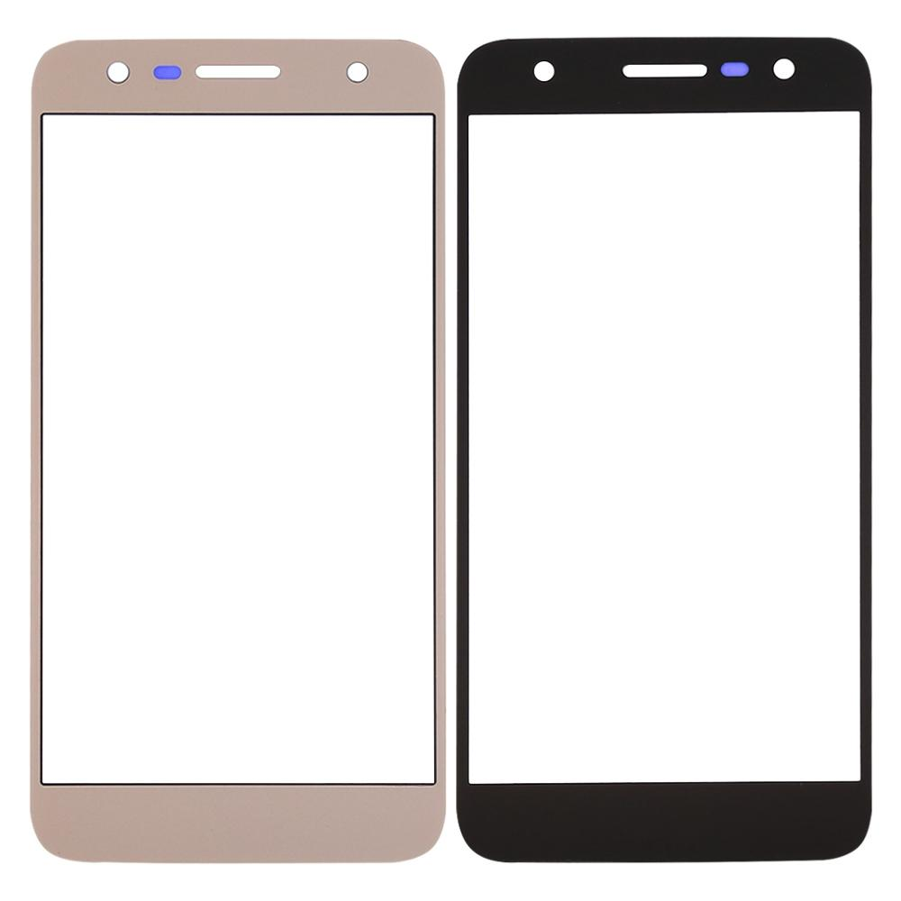 AAA+++  LCD Front Touch Glass Lens Panel For LG X500 Touch Screen Outer Lens Digitizer Glass