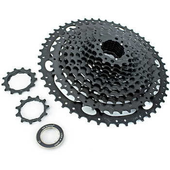 VG sports 12 speed 11-50T bicycle freewheel cassette 12S MTB cog sprockets bike 667g mountain bike free wheel parts