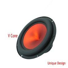 10 дюймов мощный автомобильный сабвуфер динамик авто стерео аудио багажник акустические колонки низкочастотный динамик с басами усилитель