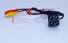 8 светодиодов ccd вид сзади автомобиля Камера обратный резервный Камера для VW/транспортер T5 T30 для Caddy/Passat 3B для Touran/Jetta