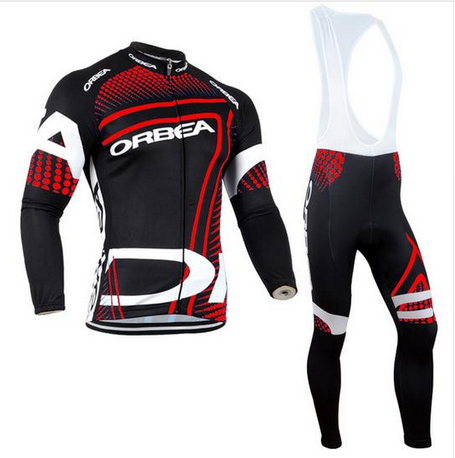 2018 team ORBEA bike suit warmer - keep long sleeve cycling jersey cycling coat pants