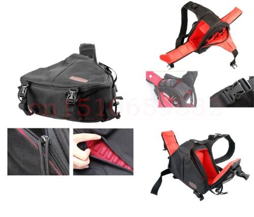 New Caden K1 DSLR Spalla Camera Bag custodia per n D800 D700 D90 D60 D300S 5D MarkIII 5 DMarkII 7D 60D D600 Fuji XM1 X10 X20 X100