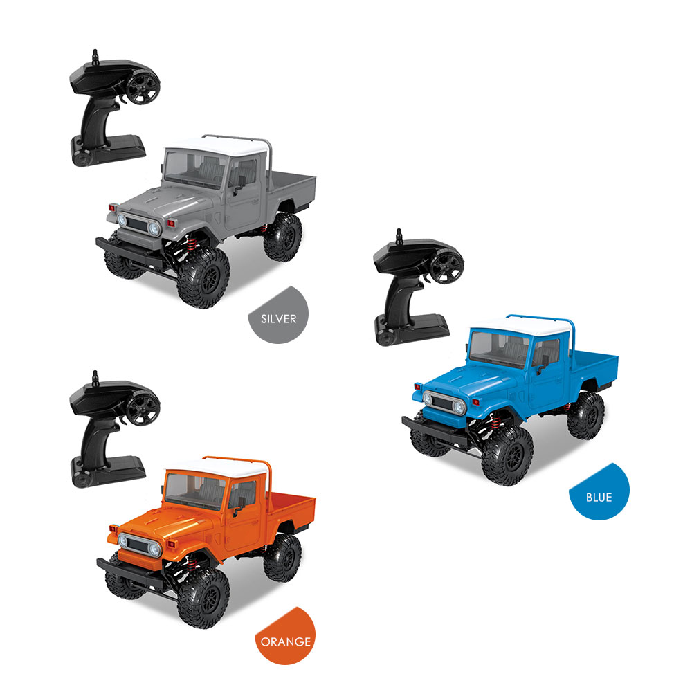 Внедорожный внедорожник игрушка RC Внедорожник Радиоуправляемый МУЛЬТИЦВЕТ культивировать интерес коллекция расслабить прочный Diy Детская игрушка для открытого воздуха подарок игра Rc игрушка