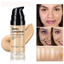 Face Concealer Cream Full Cover Makeup Liquid Facial Corrector Waterproof Base Make Up for Eye Dark Circles Cosmetic