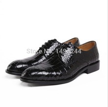 TOP best british style real cowhide stone grain leather qshoes shoes mens brand business dress luxury men fashion shoe y53-664