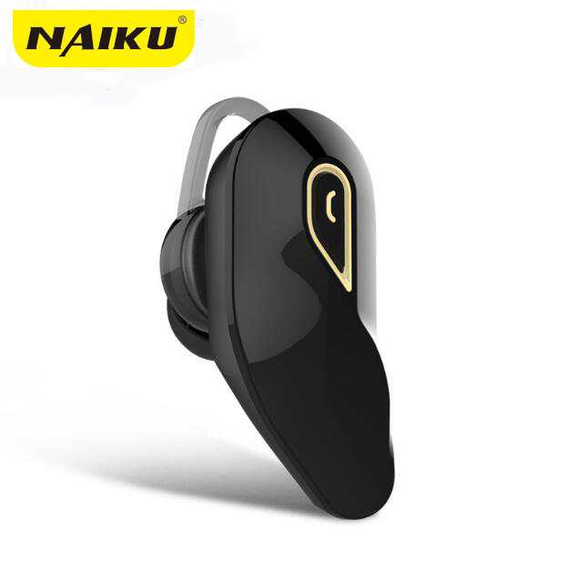 NAIKU Y96 Mini Bluetooth 4.1 Headset Wireless Bluetooth Earphone Headphone with Microphone Earbuds for Samsung iphone phone remax 2 in1 mini bluetooth 4 0 headphones usb car charger dock wireless car headset bluetooth earphone for iphone 7 6s android