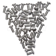 popular socket screw buy cheap socket screw lots from china socket Round Stainless Nuts 500pcs m3 x6mm steel head screws bolts nuts hex socket head cap screw bolts self