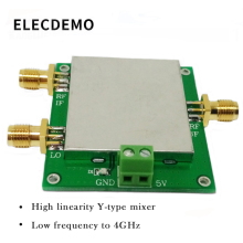 ADL5350 Module Mixer ADL5350-EVALZ Low Frequency to 4GHz High Linearity Y Function demo board