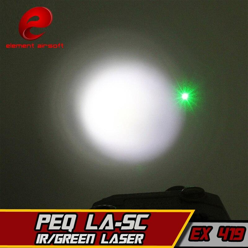 la 15 aumentada luzes tatico arma de pressao 05