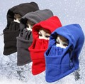 Ski Bike Wind Winter Stopper Beanies Thermal Neck Warm Fleece Balaclavas Helmet Hood Hat