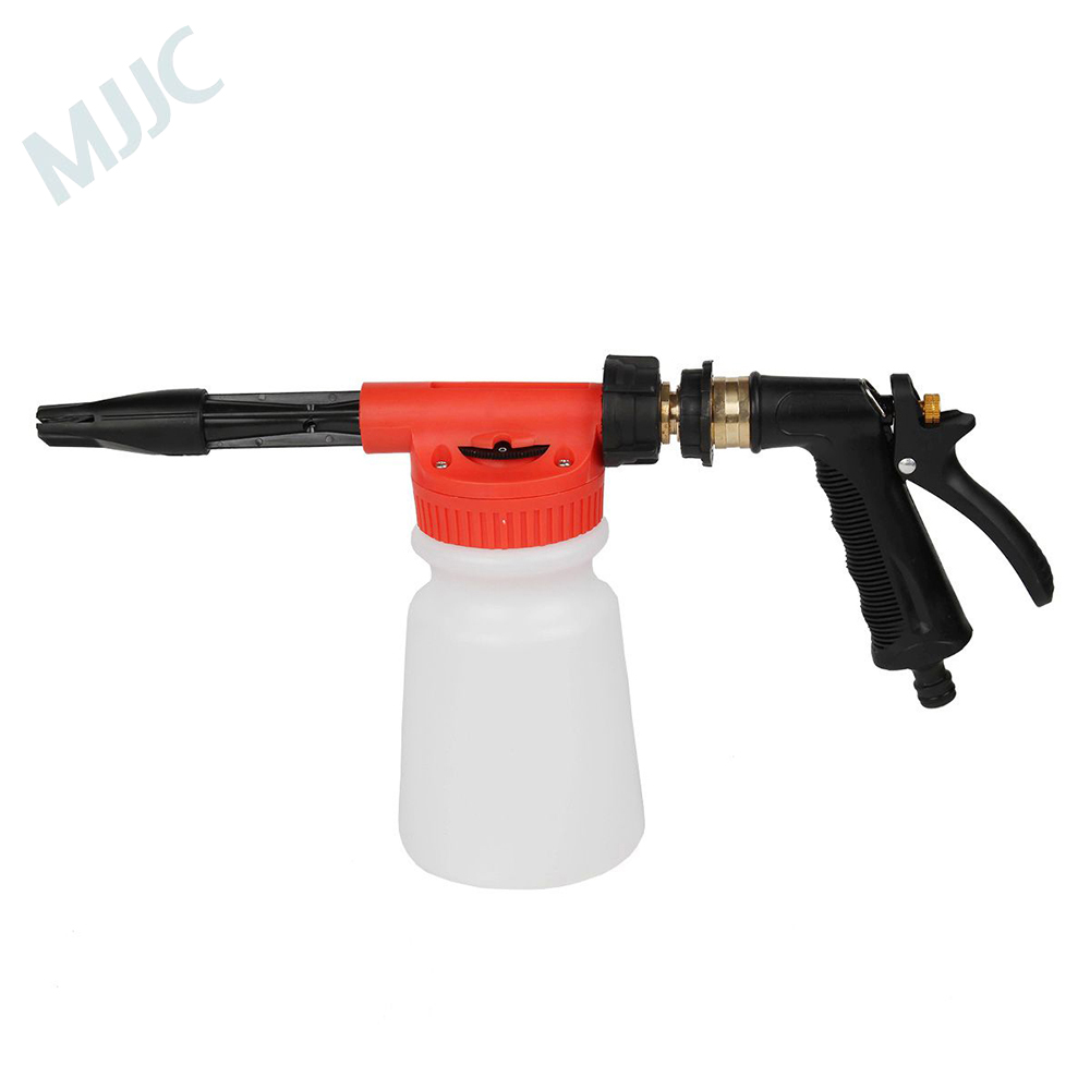 MJJC Brand With High Quality Garden Water Hose Foamer Gun, Garden Hose Foam Lance For Car Pre Washing