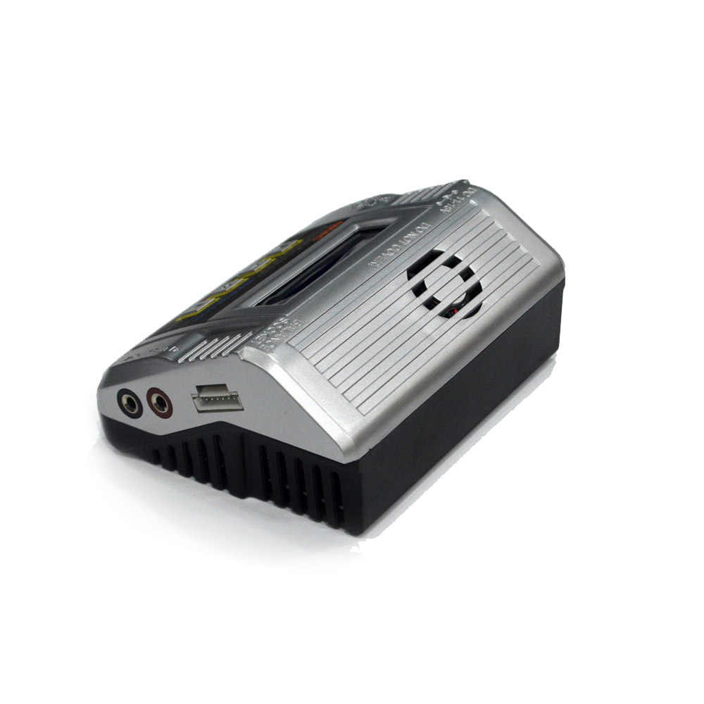 HTRC 680AC 80W 6A AC/DC Dual Power RC Battery Balance Charger Discharger Untuk 1-6s liPo/Hidup/Lilon Pengisian Baterai