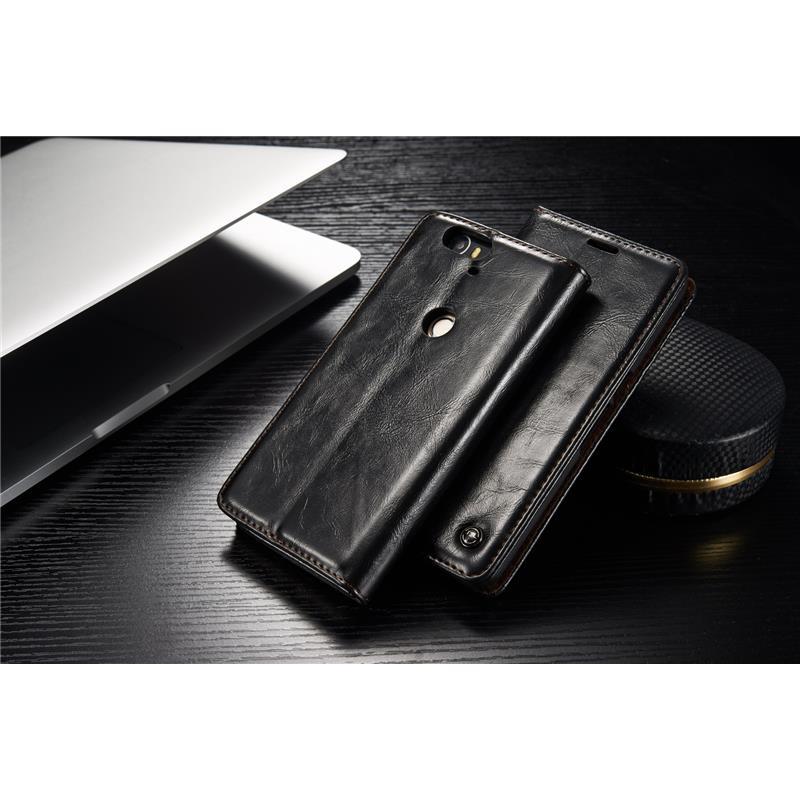 Wallet Flip Leather Case For Google LG Nexus 5X H790 H791 6P H1512 Pixel 5