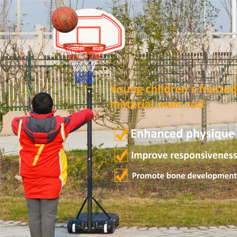 Home Basketball Stand Adult And Children Removable Adjustable Height Basketball Frame Outdoor/indoor