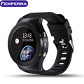 Femperna S99 Android 5.1 OS Smart Watch Поддержка Google Voice GPS Карта Wifi Bluetooth Smartwatch Телефон Heart Rate for moto 360
