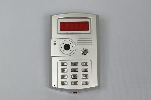 Outdoor Password Access Control Doorbell Camera For Wired Intercom Video Door Phone