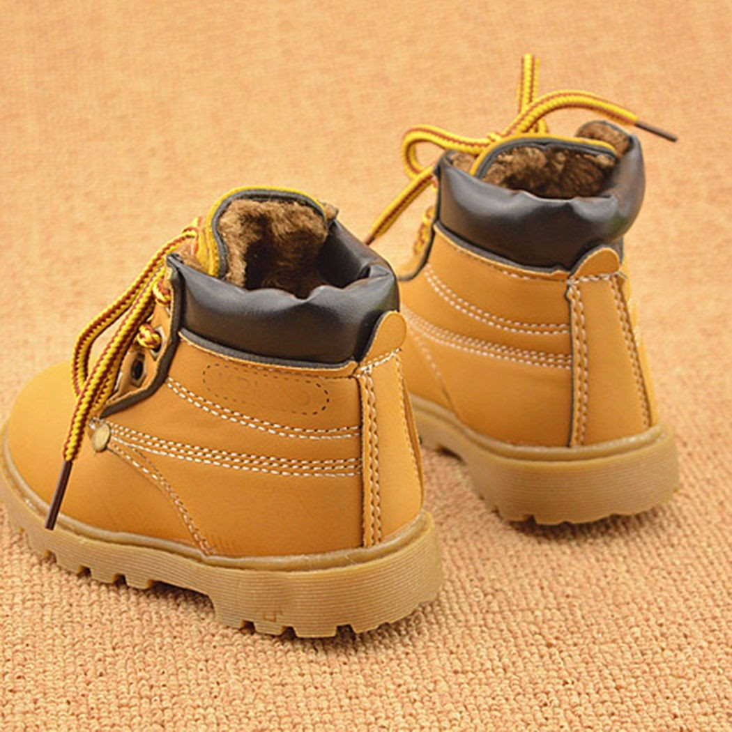 Hot-Sale-Childrens-Snow-Boots-Warm-Leather-Botas-Motorcycle-Boys-Girls-Kids-Plush-Thick-Cotton-Shoes-Waterproof-Ankle-Boot-Shoes-3