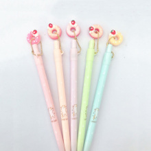1pcs/lotCartoon Donut Cat Mechanical Pencil Automatic Pen  Kawaii Stationery Office material School supplies