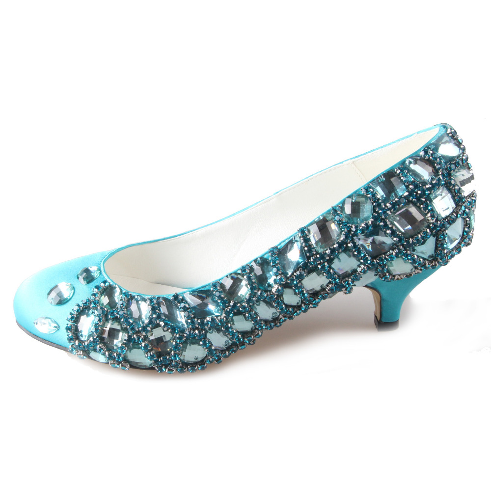Popular Turquoise Heel Shoes-Buy Cheap Turquoise Heel Shoes lots ...