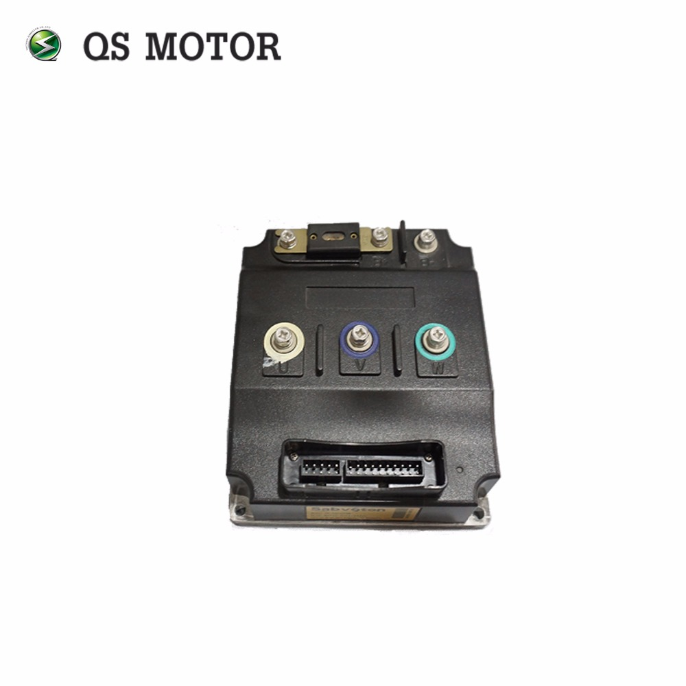 Sabvoton Controller SCC60080 80A DC Current controller for QS In Wheel Electric Scooter Hub Motor  with bluetooth adapter