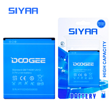 Original Mobile Phone Battery For Doogee X5 X5 Pro Batteries 2400mAh 3 7V Li-ion Battery Rechargeable Bateria High Quality cheap EMC MSDS RoHS CE 2201mAh-2800mAh Compatible SIYAA For Doogee X5 X5 Pro 2001mAh-2500mAh For Doogee X5 Battery For Doogee X5 Pro Battery