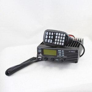 Image 1 - Orijinal IC V8000 75 W yüksek güç 144 MHz VHF FM VERICI v8000 2 metre Cep Telsiz Uzun Mesafe araç üstü radyo