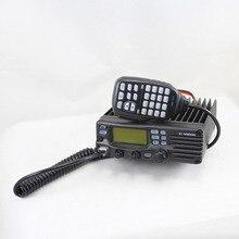 Oryginalny IC V8000 75W wysokiej mocy 144MHz VHF nadajnik fm v8000 2 metry mobilne Radio duża odległość zamontowana W samochodzie radio