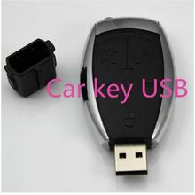 2019 Hot! Car Key USB flash Pen Drive Electronic car keys Memory Stick 4GB 8GB 16GB 32GB 64GB 128GB
