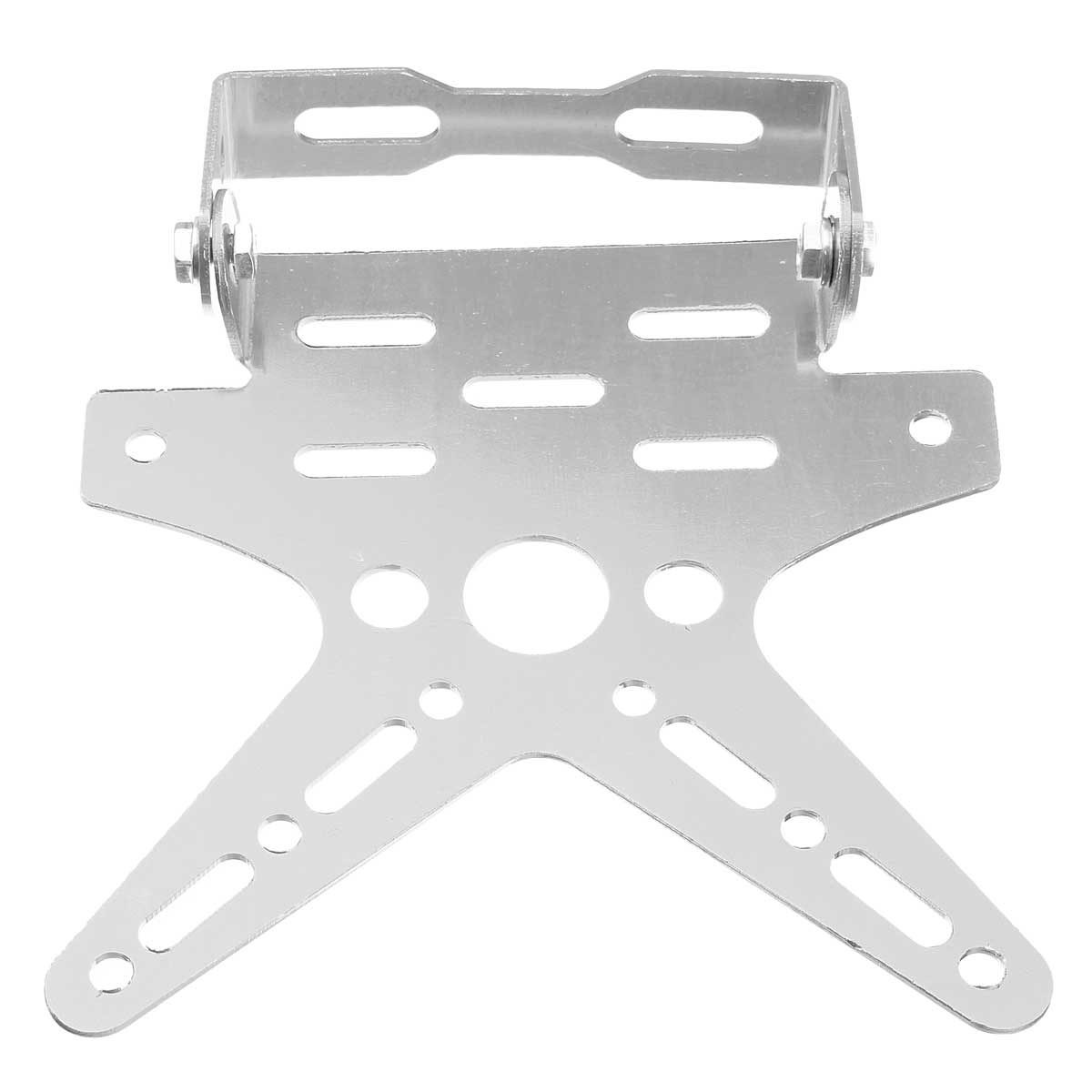 Universal Motorcycle License Plate Holder Aluminum Alloy Mount ...