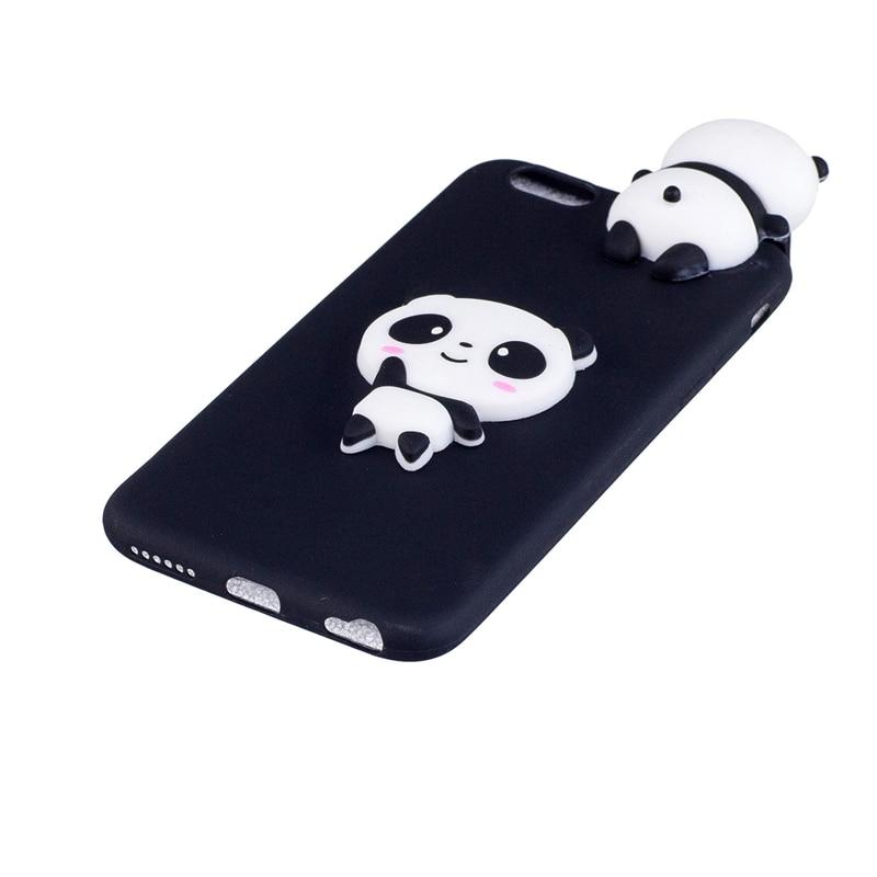 3D Iphone 6 Case Cute Panda Unicorn