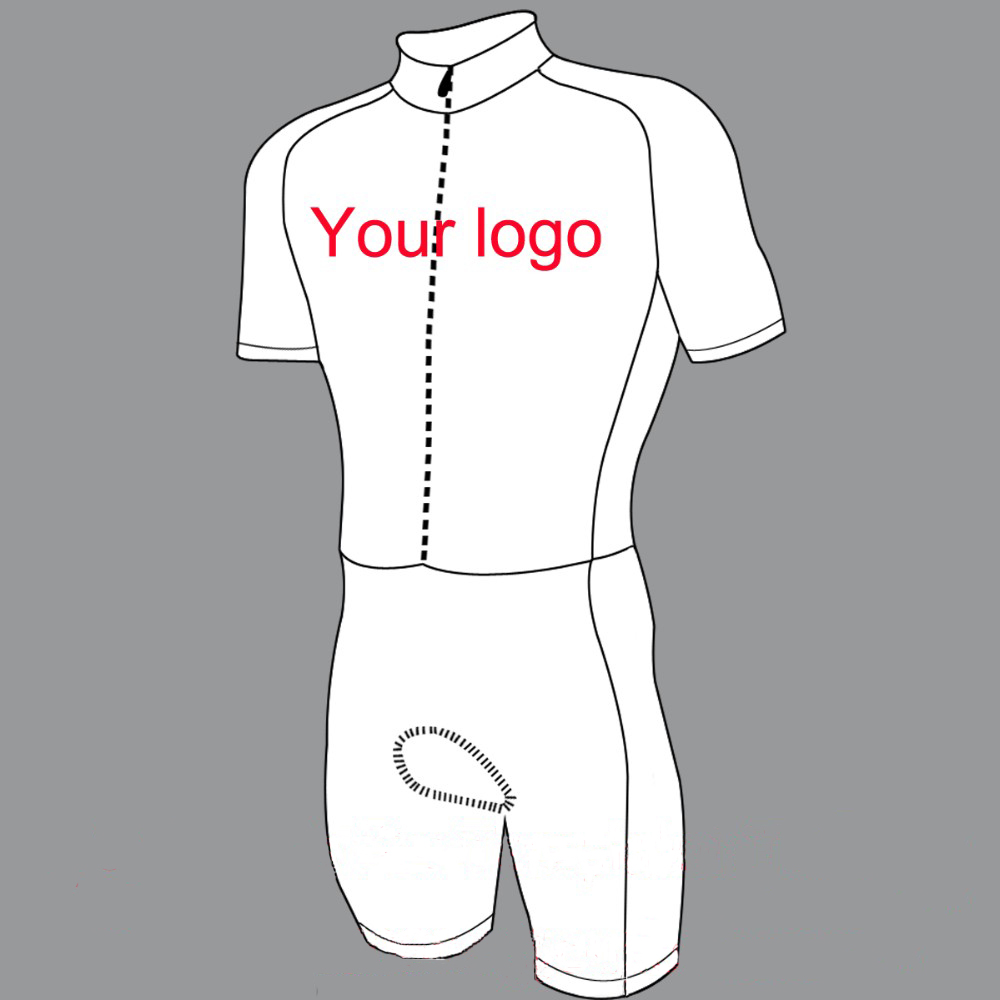2018 Personalizza Il Trasporto Libero Ciclismo suit, tuta Bicicletta Ciclismo Qualsiasi Disegno Personalizzato Colore Dimensioni ordine Minimo 1