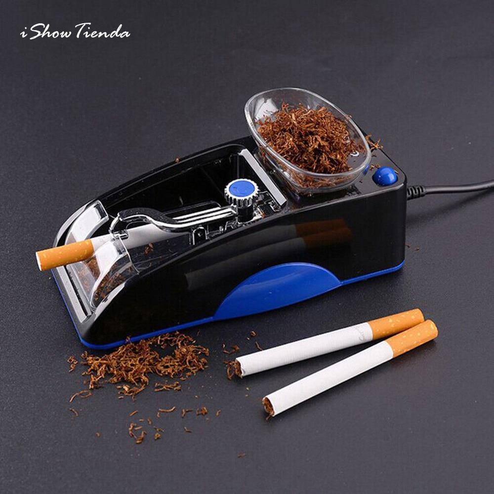U.S Electric Automatic Cigarette Rolling Machine Tobacco Maker Roller Machine Rolled Cigarettes Sigara Sarma Makinesi Elektrikli