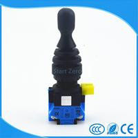 2NO Two Position Momentary Type Monolever Joystick Switch HKD FW22