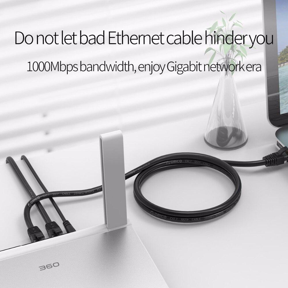 ORICO Ethernet Kabel CAT6 Lan kabel CAT 6 RJ45 250 MHz 1000 Mbps ...