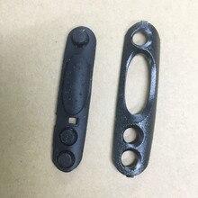 Резиновые PTT ключа с PTT lock для Motorola GP328, GP338, GP340, gp680, gp640 mtx850, PTX760, PRO5150, ht750 и т. д. Портативная рация