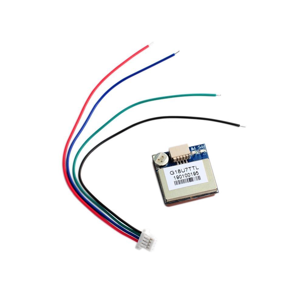 G18U7TTL GPS Navigation Module Positioning Chip Microcomputer TTL For Vehicle, PDA,ect.RCmall FZ3723