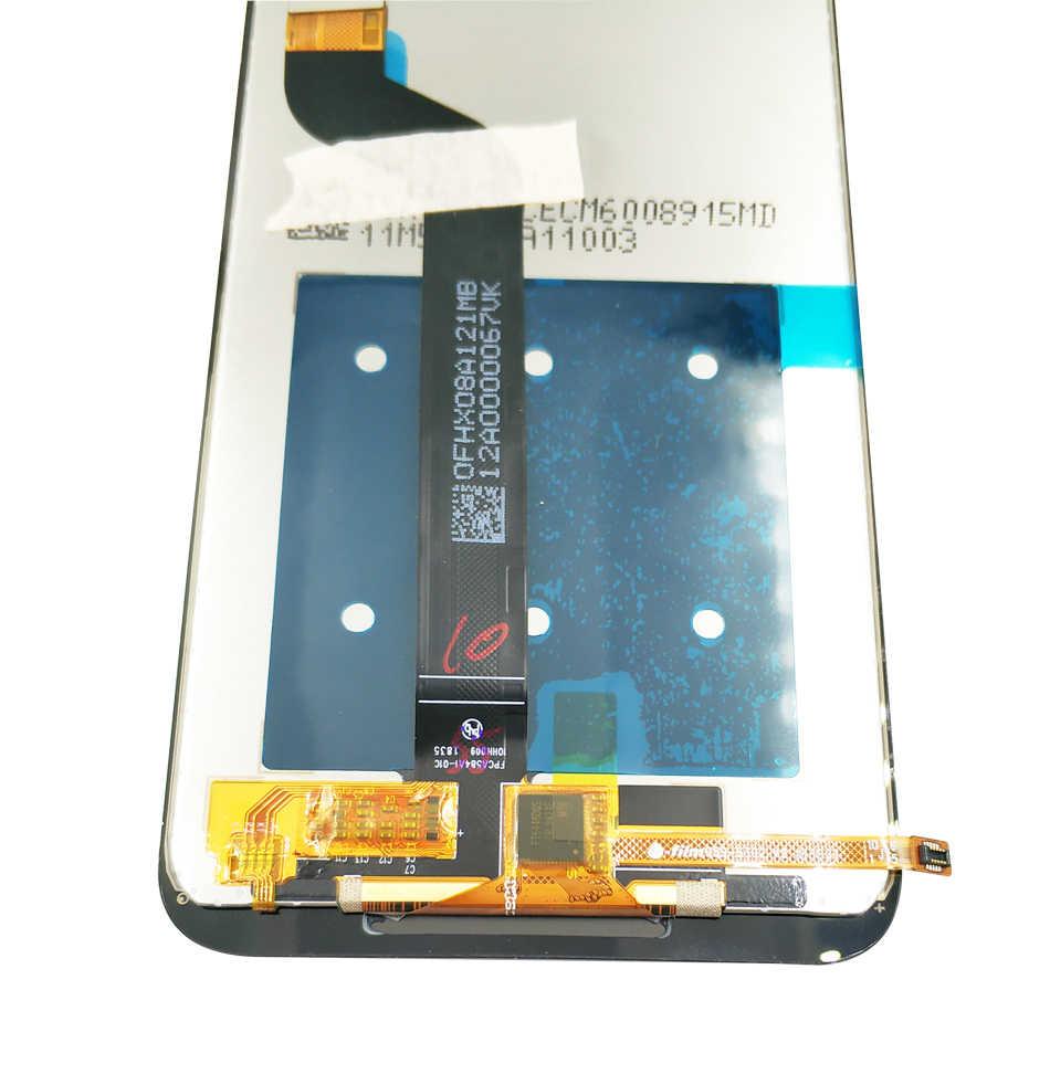 Para Xiaomi mi A2 Lite/Redmi 6 Pro pantalla LCD con marco digitalizador de pantalla táctil LCD para Xiaomi mi A2Lite pantalla piezas de reparación