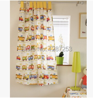 Curtain Kids Room - Rooms